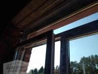 Окна в бассейн частного дома