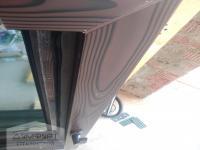 Остекление теплого пристроя к дому
