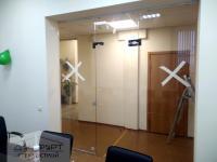 Стеклянные перегородки в офис и переговорную