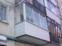 Остекление балконов и лоджий
